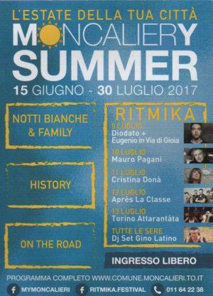 Moncalieri Summer
