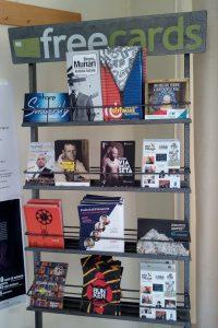 Pubblicità Torino: Freecard presso Circoscrizione 3 -Torino