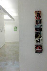 """Pubblicità Torino: Freecard presso Goethe Institut.Turin"""