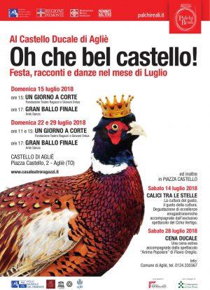 Oh che bel castello! Casa Teatro Ragazzi