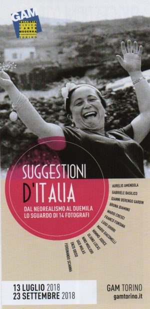 Suggestioni d'Italia GAM Torino