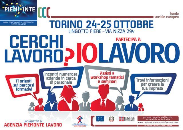 Io Lavoro 2018 – Regione Piemonte