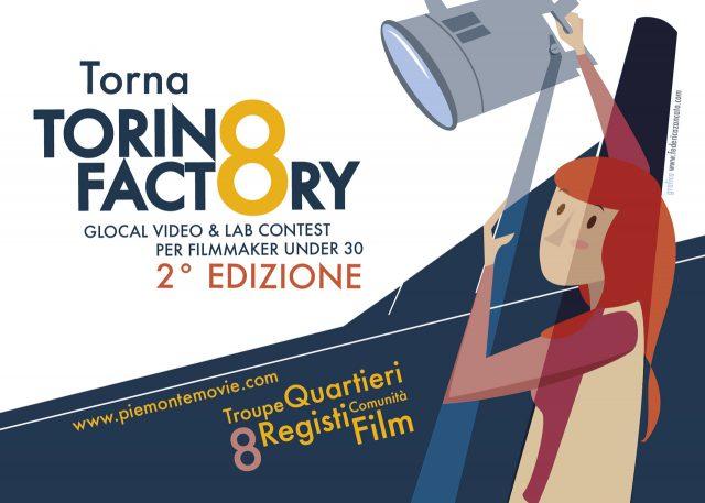 TORINO FACTORY- Piemonte Movie