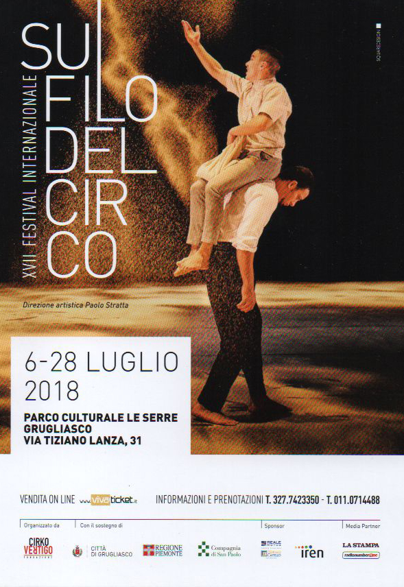 """""""Freecard: Sul Filo del Circo"""""""