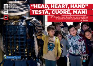 """Head, Heart, Hand"" Testa, Cuore, Mani – MAO"
